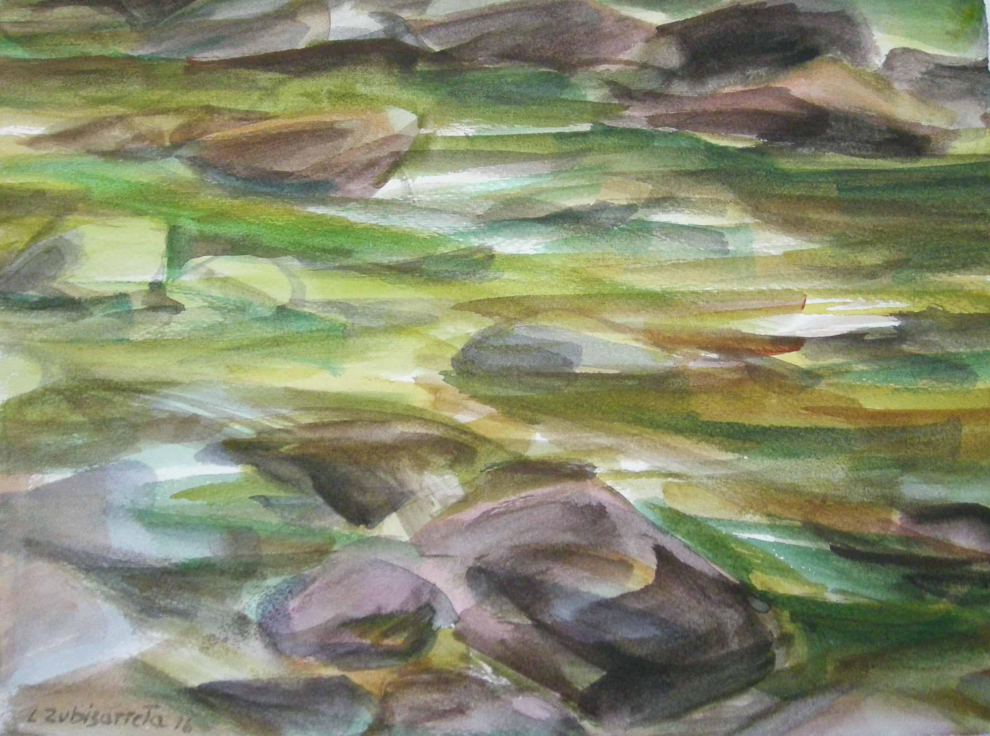 Serie del arroyo
