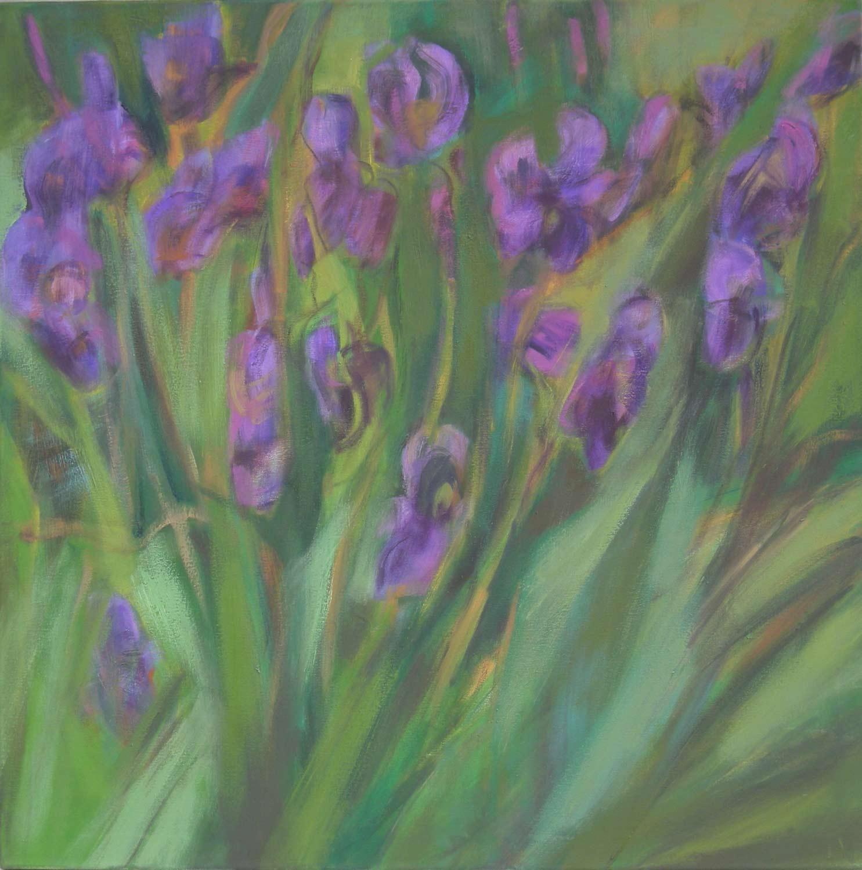 Serie de las flores